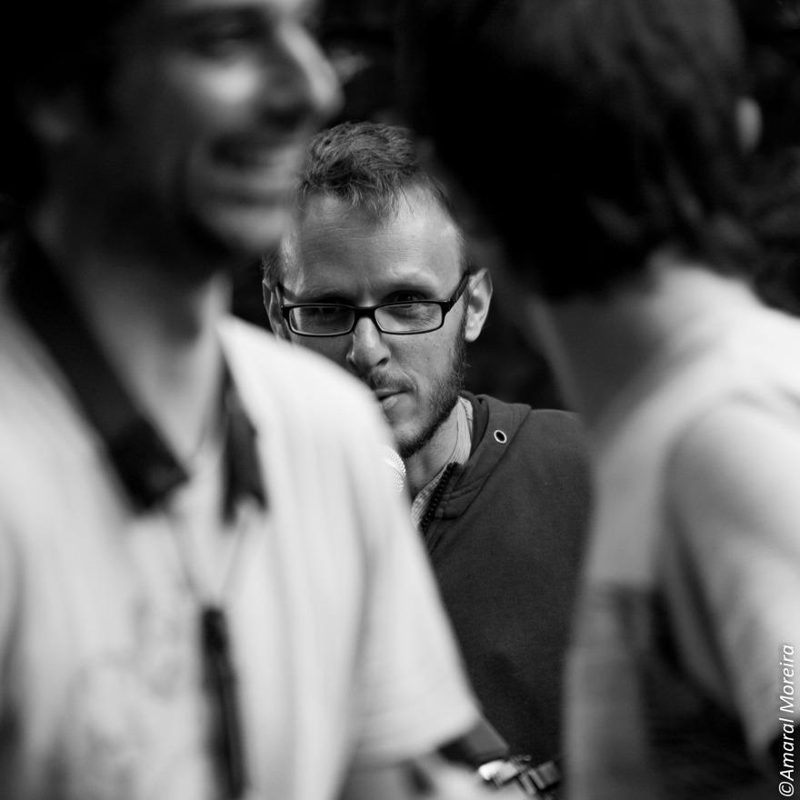 Bode Wilson © Amaral Moreira