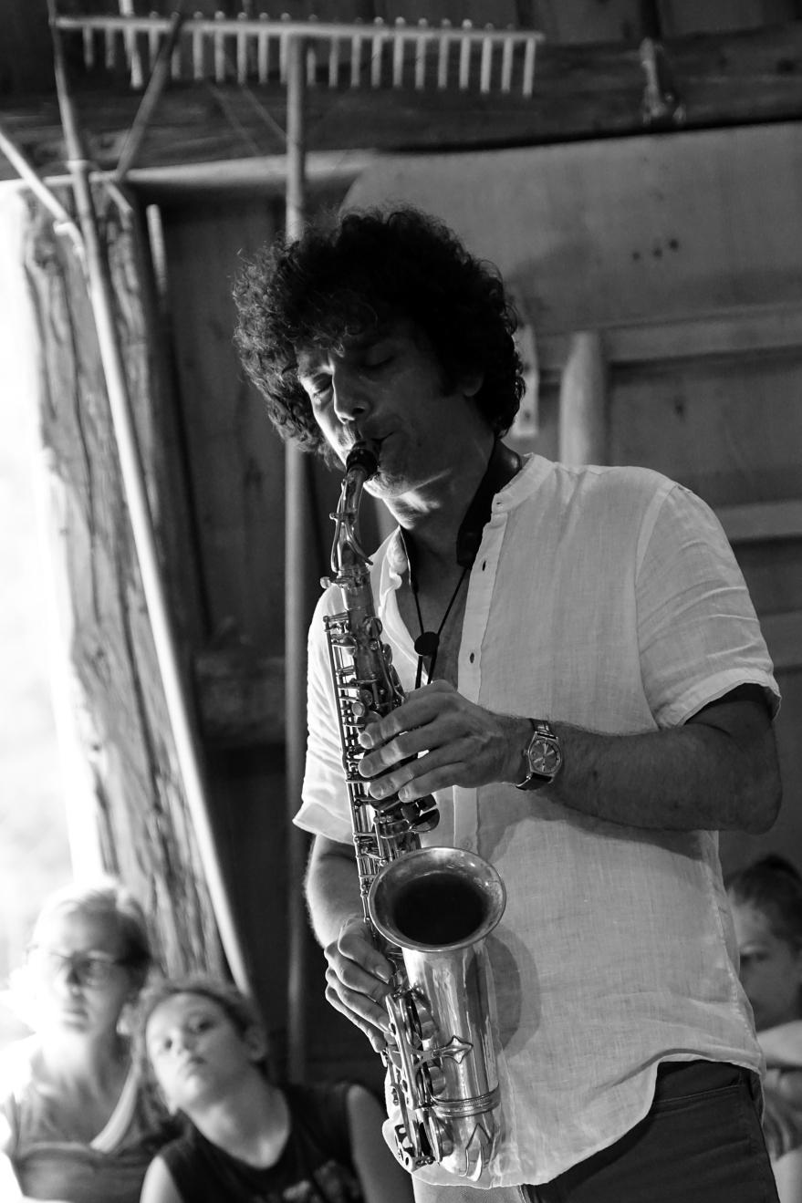 foto Joao Pedro Brandão © Markus Lackinger : www.jazzfoto.at